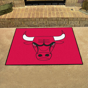 "NBA - Chicago Bulls All-Star Mat 33.75""x42.5"""
