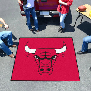 NBA - Chicago Bulls Tailgater Rug 5'x6'