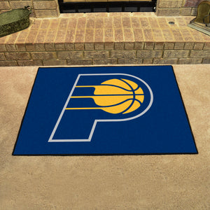 "NBA - Indiana Pacers All-Star Mat 33.75""x42.5"""