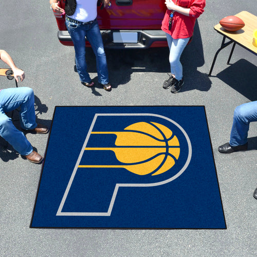 NBA - Indiana Pacers Tailgater Rug 5'x6'