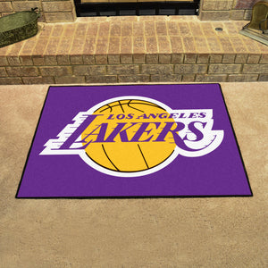 "NBA - Los Angeles Lakers All-Star Mat 33.75""x42.5"""