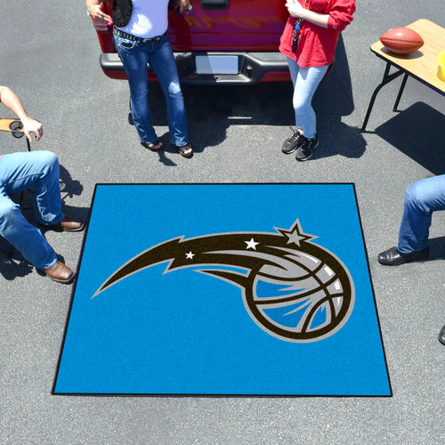 NBA - Orlando Magic Tailgater Rug 5'x6'