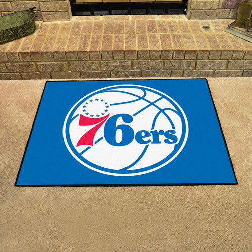 NBA - Philadelphia 76ers All-Star Mat 33.75