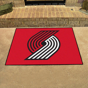 "NBA - Portland Trail Blazers All-Star Mat 33.75""x42.5"""