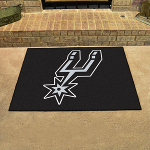 "NBA - San Antonio Spurs All-Star Mat 33.75""x42.5"""