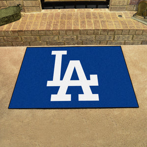 "MLB - Los Angeles Dodgers 'LA' 'LA' All-Star Mat 33.75""x42.5"""