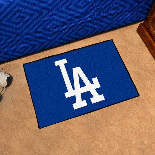 MLB - Los Angeles Dodgers 'LA' Starter Rug 19