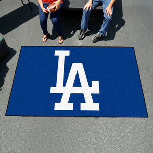 MLB - Los Angeles Dodgers 'LA' Ulti-Mat 5'x8'