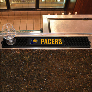 "NBA - Indiana Pacers Drink Mat 3.25""x24"""