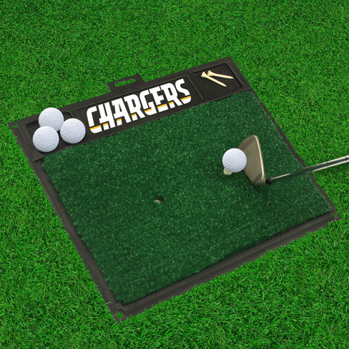 NFL - Los Angeles Chargers Golf Hitting Mat 20