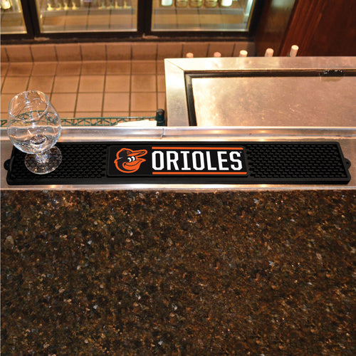 MLB - Baltimore Orioles Drink Mat 3.25