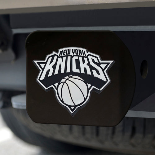 NBA - New York Knicks Black Hitch Cover 4 1/2