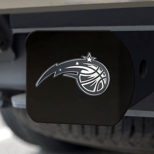 NBA - Orlando Magic Black Hitch Cover 4 1/2