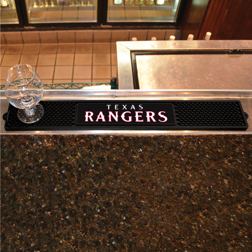 MLB - Texas Rangers Drink Mat 3.25