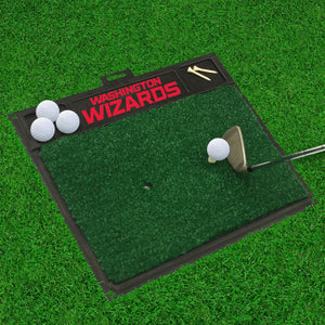 "Washington Wizards Golf Hitting Mat 20"" x 17"""