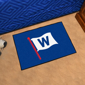 "MLB - Chicago Cubs Starter Rug 19""x30"""