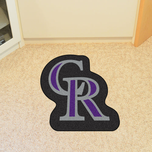 MLB - Colorado Rockies Mascot Mat