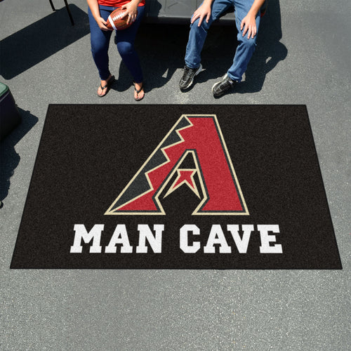MLB - Arizona Diamondbacks Man Cave UltiMat 5'x8' Rug