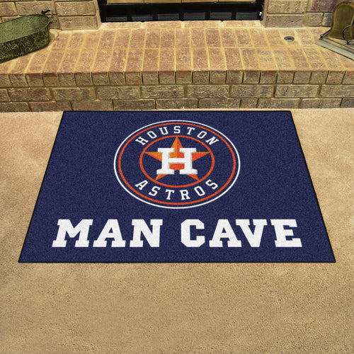 MLB - Houston Astros Man Cave All-Star Mat 33.75