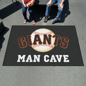 MLB - San Francisco Giants Man Cave UltiMat 5'x8' Rug