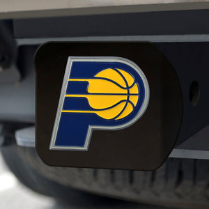 "NBA - Indiana Pacers Color Hitch Black 3.4""x4"""