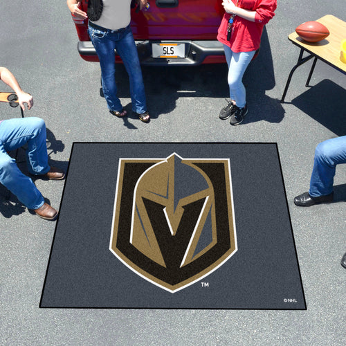 NHL - Vegas Golden Knights Tailgater Rug 5'x6'