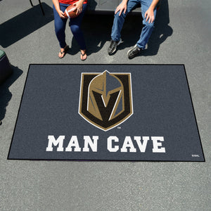 NHL - Vegas Golden Knights Man Cave UltiMat 5'x8' Rug