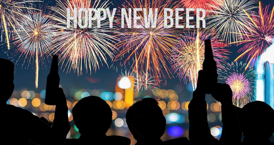 Jan 2019 - Hoppy New 🍻 🎸BeerCo Brewing News...🍻 📡📻 📺