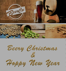 Beery Christmas & Hoppy New Year Brewers - Decembeer - Brewing News