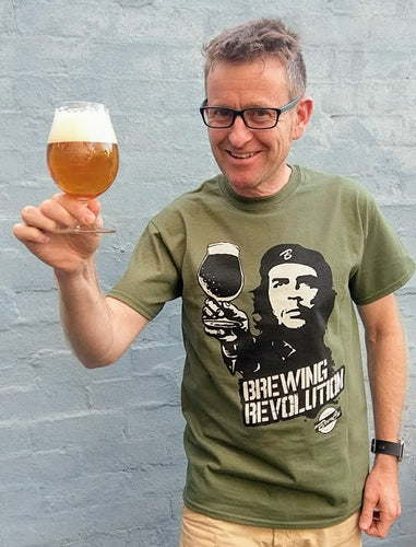 BeerCo Brewing Revolution Tees
