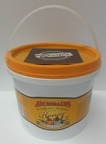 Archibald's Honey Orange Blossom 3Kg