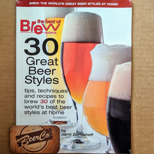 Brew Your Own - BYO Magazine - 30 Great Beer Styles