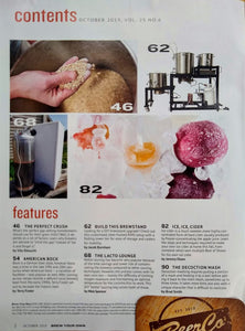 Brew Your Own - BYO Magazine - October 2019 - Vol. 25, No. 6