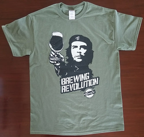 Brewing Revolution - BeerCo - T-Shirts