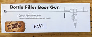 Bottle Filler Beer Gun