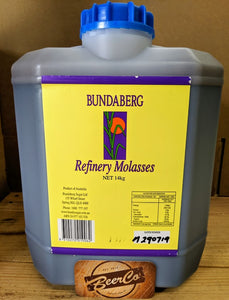 Bundaberg Molasses - 14Kg Cube - NEW!