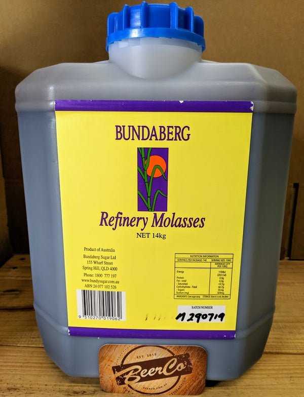 Bundaberg Molasses - 14Kg Cube