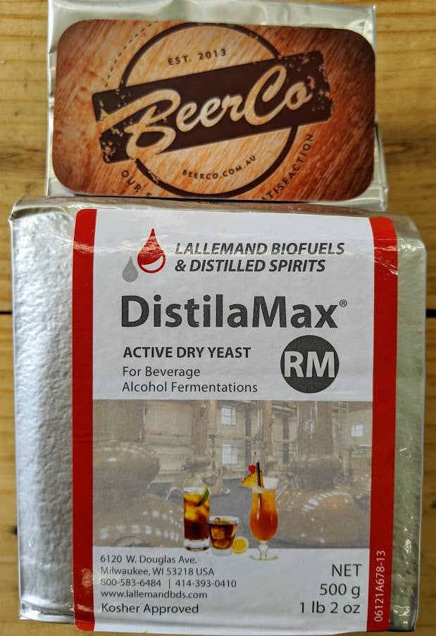 DistilaMax® RM - Lallemand Craft Distilling - NEW!
