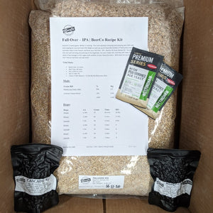 Fall Over - IPA - BeerCo All Grain Recipe Kit