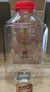 FerMonster™ Wide Mouth 23 Litre 6 Gallon PET Fermenter - NEW!