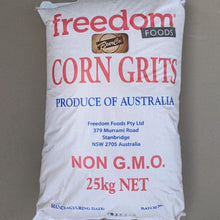 Freedom Foods Yellow Maize Corn Grits - NEW!