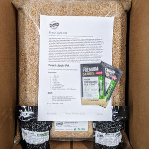 Fresh Jack - IPA - BeerCo Recipe Kit