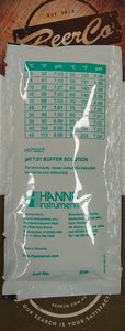 Hanna HI70007P pH 7.01 Calibration Buffer Sachets