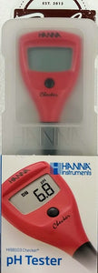 HI98103 Checker® pH Tester with 0.1 pH Resolution - Hanna