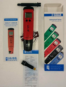 Hanna - pHep®4 pH/Temperature Tester - HI98127