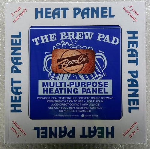 Heat Panel - The Brew Pad