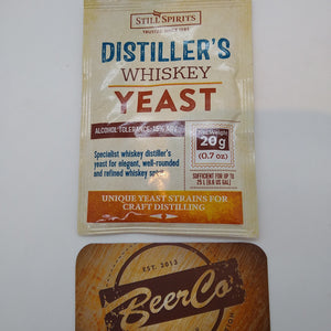 Distillers Yeast Whisky - Still Spirits