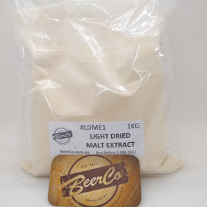 Light Dried Malt Extract Powder - LDME