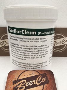 StellarClean PBW (Powerful Brewing Wash) - 1KG