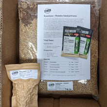 Kunekune - Manuka Smoked Porter - BeerCo All Grain Recipe Kit